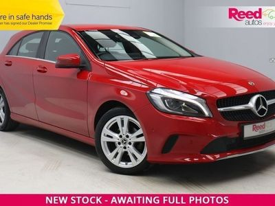 used Mercedes A180 A-Class 1.5D SPORT PREMIUM 5d 107 BHP FREE DELIVERY & FINANCE AVAILABLE