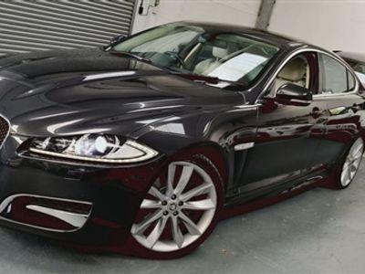 used Jaguar XF 3.0TD S Portfolio (275ps) (s/s) Saloon 4d Auto