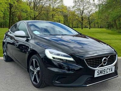 used Volvo V40 - T2 R-Design Pro Automatic (Power Seats, Park Assist F&R)