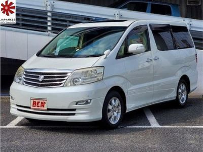 used Toyota Alphard 3.0 V6 Auto MZ G Edition LOW MILEAGE Full Options Immaculate FRESH IMPORT MPV 2008