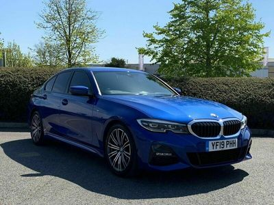used BMW 330 i M Sport Saloon