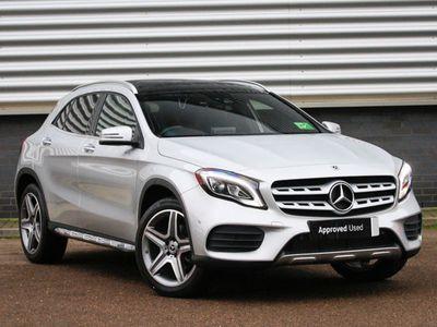 used Mercedes GLA220 GLA4Matic Amg Line Prem Plus 5Dr Auto