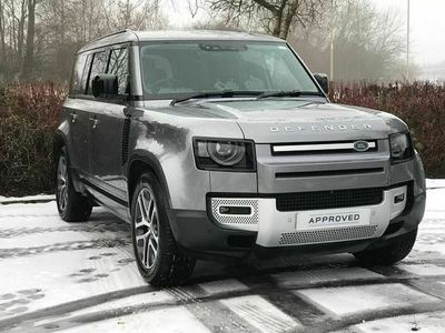 used Land Rover Defender 2.0 D240 HSE 110 5dr Auto suv 2020