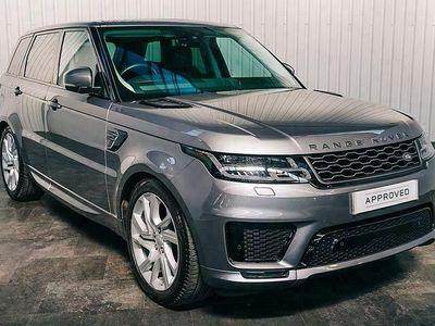 used Land Rover Range Rover Sport 3.0 SDV6 (306hp) HSE Dynamic SUV 2020