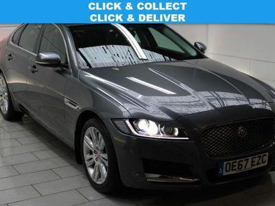 used Jaguar XF 2.0d Portfolio Auto (start/stop) diesel saloon