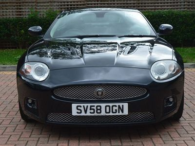 used Jaguar XK R 4.2 Supercharged V8 Coupé 2d Auto