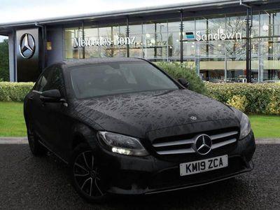 used Mercedes C220 C ClassD SE