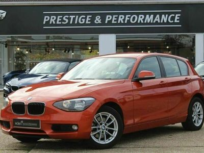 used BMW 120 1 Series 2.0 d BluePerformance SE Sports Hatch (s/s) 5dr