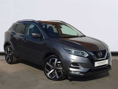 used Nissan Qashqai 2019 Coventry 1.3 DiG-T Tekna 5dr