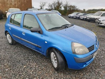used Renault Clio 1.2 16v Dynamique 5dr