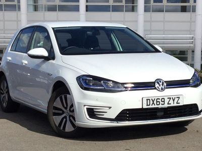 used VW e-Golf 99kW35kWh 5dr Auto 1.6