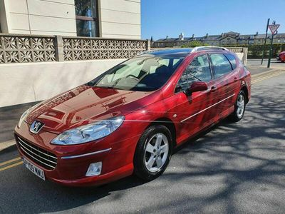 used Peugeot 407 SW 2.0 HDi FAP Sport 5dr