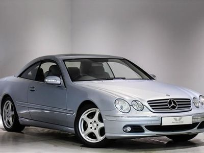 used Mercedes CL500 CL2dr Auto