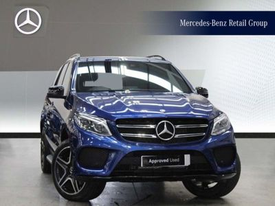 used Mercedes GLE350 Gle4Matic AMG Night Edition 5dr 9G-Tronic