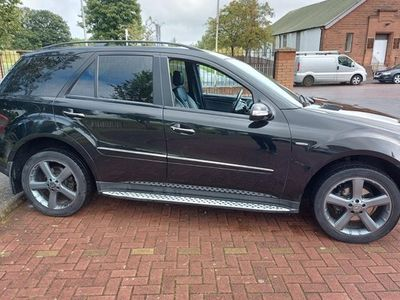 used Mercedes ML280 M-Class HatchbackCDI Edition 10 5d Tip Auto