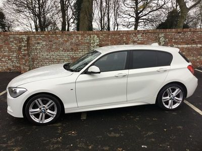 used BMW 120 1 Series 2.0 d M Sport Sports Hatch xDrive (s/s) 5dr