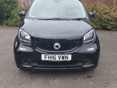 used Smart ForFour 0.9T Edition Black (s/s) 5dr