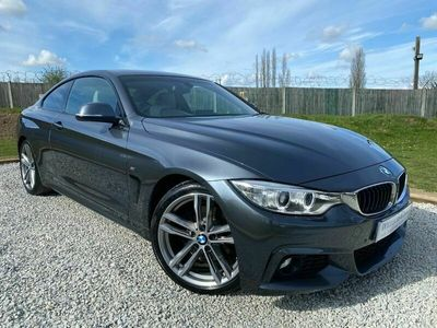 used BMW 430 4 Series i M Sport 2dr Auto [Professional Media] (19in Alloys! Privacy Glass! ++)