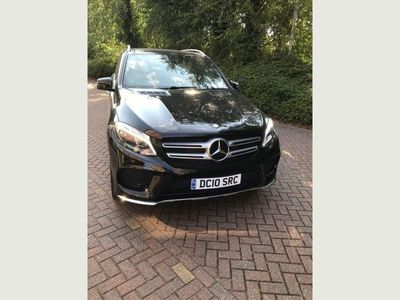 used Mercedes GLE350 Gle Class 3.0V6 designo Line G-Tronic 4MATIC (s/s) 5dr