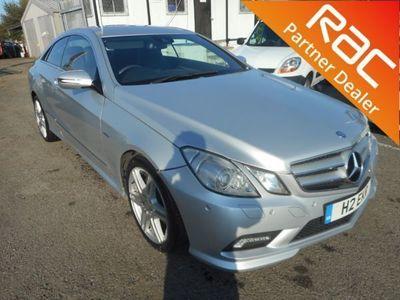 used Mercedes E250 E ClassCDI BLUEEFFICIENCY SPORT Auto