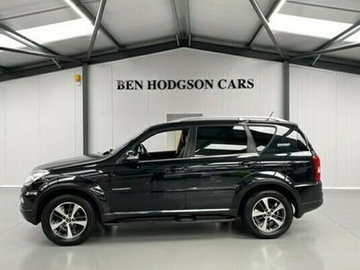 used Ssangyong Rexton 2.2 EX 5d 176 BHP
