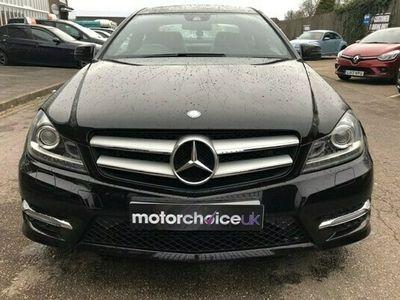 used Mercedes C250 C Class 2.1CDI AMG SPORT EDITION 2d 202 BHP 2-Door