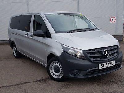 used Mercedes Vito 114 Cdi Pro 8-Seater