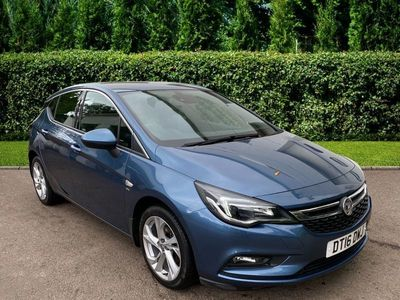used Vauxhall Astra 1.4i 16V SRi 5dr