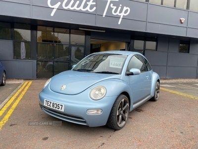 used VW Beetle HATCHBACK