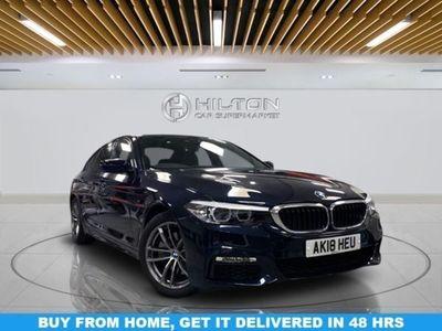 used BMW 520 5 Series 2.0 D M SPORT 4d 188 BHP Auto 4-Door