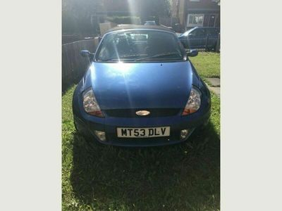 used Ford StreetKa 1.6 2dr