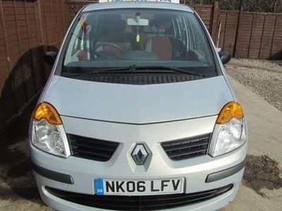 used Renault Modus Hatchback 1.4 Expression 5d (Euro 4)