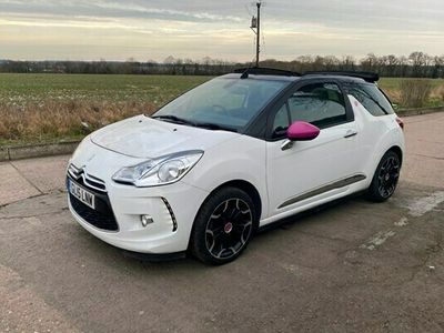 used Citroën DS3 Cabriolet 1.6 VTi DStyle by Benefit 2dr Convertible cat s