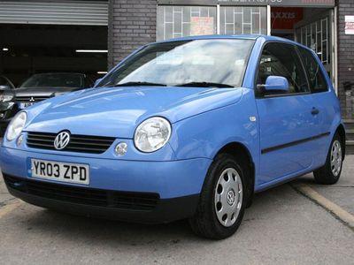 used VW Lupo Lupo vw1.0 E 3dr