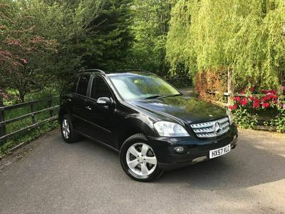 used Mercedes ML420 M Class 4.0CDI 7G-Tronic 5dr