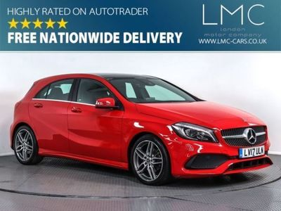 used Mercedes A160 A-Class 1.6AMG LINE PREMIUM PLUS 5d 102 BHP AWAITING ARRIVAL FINANCE AVAILAB