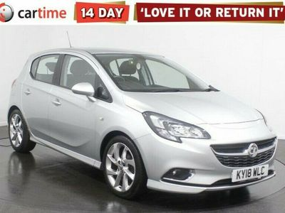 used Vauxhall Corsa SRI VX-LINE Your dream car can become a reality with cartime's fantastic finance deals.