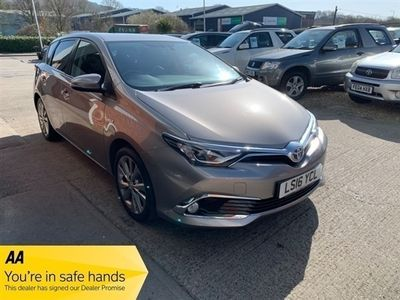 used Toyota Auris VVT-I EXCEL