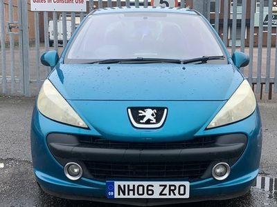 used Peugeot 207 Hatchback 1.4 16V Sport 5d