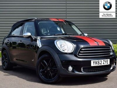 used Mini Cooper D Countryman 1.6 ALL4 5dr Hatchback 2012