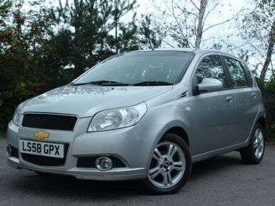 used Chevrolet Aveo 1.4 LT 5dr