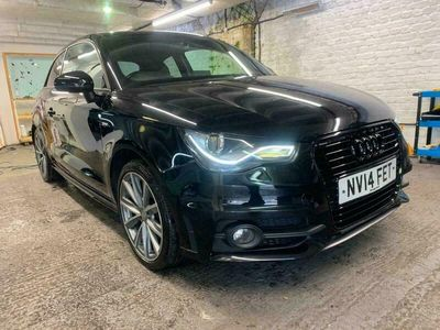 used Audi A1 1.4 TFSI S Line Style Edition 3-Door