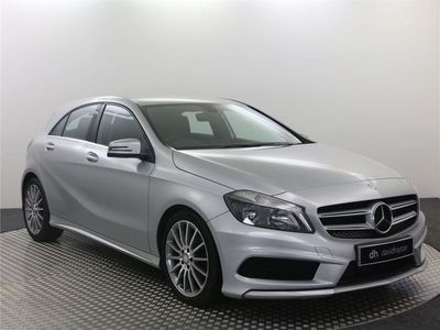 used Mercedes A200 A-ClassCdi Blueefficiency Amg Sport 5Dr Auto