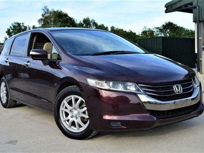 used Honda Odyssey -