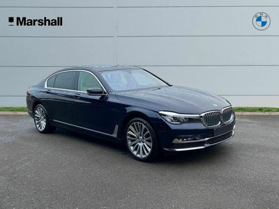 used BMW 740L 7 Series i Exclusive 4dr Auto 3.0