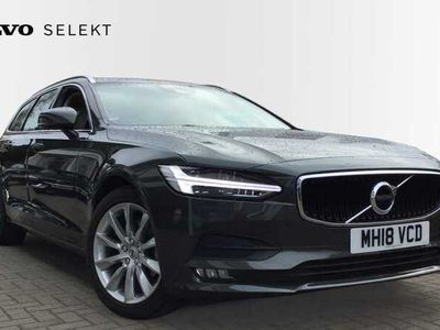 used Volvo V90 D4 Momentum Automatic (CD Player, Heated Front Windscreen) 2.0 5dr