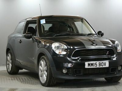used Mini Cooper S Coupé 2.0 Cooper S D ALL4 3dr