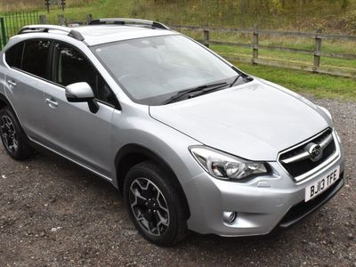 used Subaru XV 2.0i SE Lux Premium Lineartronic 4WD (s/s) 5dr