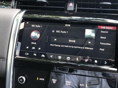 used Land Rover Discovery Sport NewD180