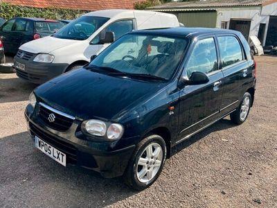 used Suzuki Alto Hatchback 1.1 GL 5d